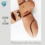 Esticador flexível elástico da sapata das mulheres, árvore da sapata