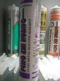 Materiale di 100% incluso esponendo all'aria il sigillante del silicone di Acidci della prova