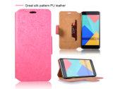 Mappen-Leder-Standplatz-Fall-Deckel-Großverkauf-Shockproof Telefon-Kasten für iPhone 7/7plus