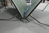 Tennis de table mobile pliable de haute qualité pour intérieur utilisé