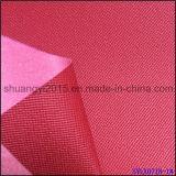 Кожа крышки изменения цвета PU кожаный Hotstamp подкладки