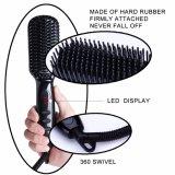 Spazzola del raddrizzatore dei capelli dell'anione