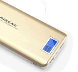 Banco portátil por atacado 20000 mAh da potência com indicador do LCD