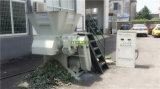 Máquina plástica de borracha Waste do shredder do pneu de carro para a venda