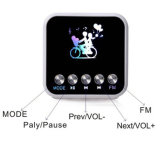 Mini altavoz portable con la radio del jugador de MP3 de la música del mecanismo impulsor del flash del USB y de la tarjeta del TF FM