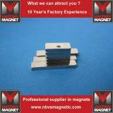 Neodym-quadratischer Magnet für Elektronik-und LED-Beleuchtung-Industrien