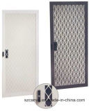 Puerta de aluminio de seguridad y pantalla de mosquito de ventana Windows
