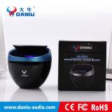 Nuevo altavoz de Bluetooth del item 2016 con el disco de radio portable de la tarjeta U del altavoz FM TF del altavoz de Contorl MP3/MP4 del tacto de NFC