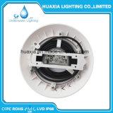la resina de 35W 12V llenó la luz subacuática montada superficie de la piscina del LED