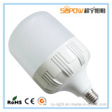 중국 제조자 새장 모양을%s 가진 새로운 OEM 40W LED 전구 T 시리즈