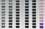 Taft-Ebenen-bunte Gewebe des Polyester-210t für Kleid-Futter