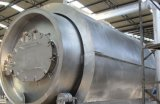 Rentabler Pyrolyse-Abfall-Gummireifen, der Gerät aufbereitet