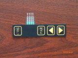 Tastiere industriali dell'interruttore di membrana del regolatore/comitato flessibile di telecomando