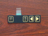 Industrielle Controller-Membranschalter-Tastaturblöcke/flexibles Fernsteuerungspanel