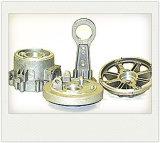 Het aangepaste OEM Aluminium CNC die van de Holte Delen voor Militaire Producten machinaal bewerken