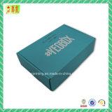 Boîte d'expédition en papier cartonné imprimé couleur supérieure Tuck Top