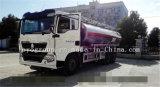 Caminhão de tanque do petróleo de Sinotruk HOWO T5g 6X4, petroleiro de petróleo