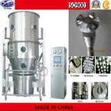 Granulador fluidificado jugo del café de leche en polvo