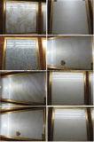 Innenbodenbelag-voll polierte glasig-glänzende Marmorfliese