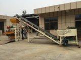 Brique machine Chaîne de production, Fabrication de béton Bloc de la Chine