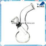 Konkurrenzfähiger Preis-verbogenes Stutzen-GlasHuka-Wasser-Rohr