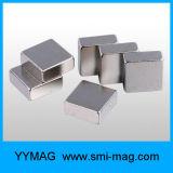 Cube en aimants de bloc de néodyme néo-
