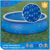 プールのためのプラスチック太陽プールカバー