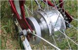 E-Bici de las señoras de la batería de plomo 36V10ah con la suspensión de la fuente