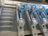 Voll automatische kontinuierliche Ausdehnung abgekühlte vakuumverpackende Maschine der NahrungDlz-420