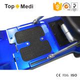 Poids léger de roue du nouveau produit 4 pliant le scooter électrique Tew039 de mobilité