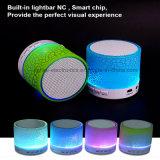 로고를 가진 무선 Bluetooth 스피커 LED 램프는 인쇄했다 (572)