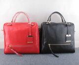 高品質の工場卸売の女性実質の革ハンド・バッグ