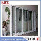 De Deur van het Glas van pvc van de Schuifdeur van pvc van de Fabriek van Mingqi