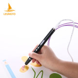 ABS/PLA 필라멘트를 위한 LED 스크린을%s 가진 참신 3D 인쇄 기계 펜