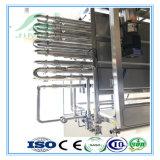 Máquinas de esterilização de esterilizadores de tubos Equipamentos para linha completa de processamento de leite / bebida com certificação Ce / ISO Preço baixo