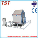 Electronic Leather Case Rolling Drum Drop Testing Machine