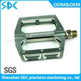 Pédales de précision en aluminium usinées à la mécanique / pièces d'usinage / Usinage SGS / CNC