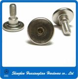 Soem-fabrikmäßig hergestellte Edelstahl-Hex Kontaktbuchse-flache Hauptnagel-Schraube