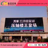 O reparo ao ar livre instala o anúncio do indicador de diodo emissor de luz Rental/da parede/sinal/tela/quadro de avisos video