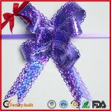 Смычок тяги бабочки PP яркия блеска для украшения венчания