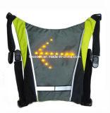 Bolsa de viaje de ciclismo de alta seguridad reflexiva para trekking