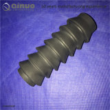 Qinuo modificó el caucho del producto para requisitos particulares con los bramidos pegados aluminio