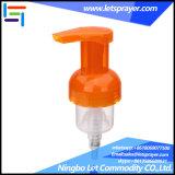 43/410 bomba de la espuma plástica del desinfectante con el casquillo excesivo