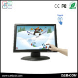 AV TV Input Low Price 17 pouces TFT LCD Monitor