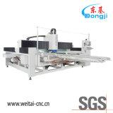 Края формы CNC машина специального стеклянного полируя для стекла мебели