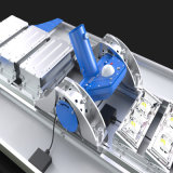 Facile d'installer le réverbère solaire extérieur de la lampe de Pôle DEL avec la haute énergie