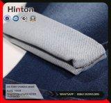 tissu bleu-foncé de denim de Spandex de 12s Terry pour les jeans 8.2oz