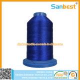 100%年のレーヨン刺繍の糸120d/2 5000m