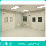 Одиночные стальные двери чистой комнаты для еды или фармацевтических промышленностей
