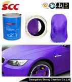O automóvel Refinish a pintura violeta da pérola 1k